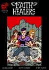 Cover art from Faith Healers - The Company Of Angels #2