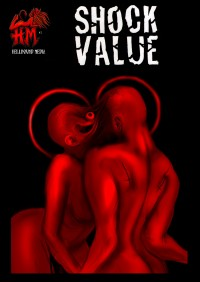 Cover art from volume 1 of Shock Value