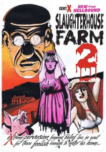 Slaughterhouse Farm 2 Cover