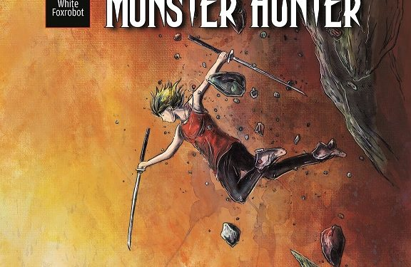 Mandy the Monster Hunter: The Legend of the Spindly Man #2
