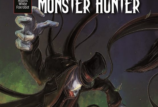 Mandy the Monster Hunter: The Legend of the Spindly Man #3