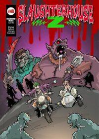 Slaughterhouse Z #1 Cover